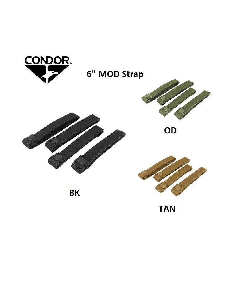 CONDOR Mod Strap 6 inch