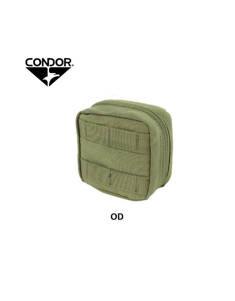 CONDOR Utility Pouch 10 x 10 cm
