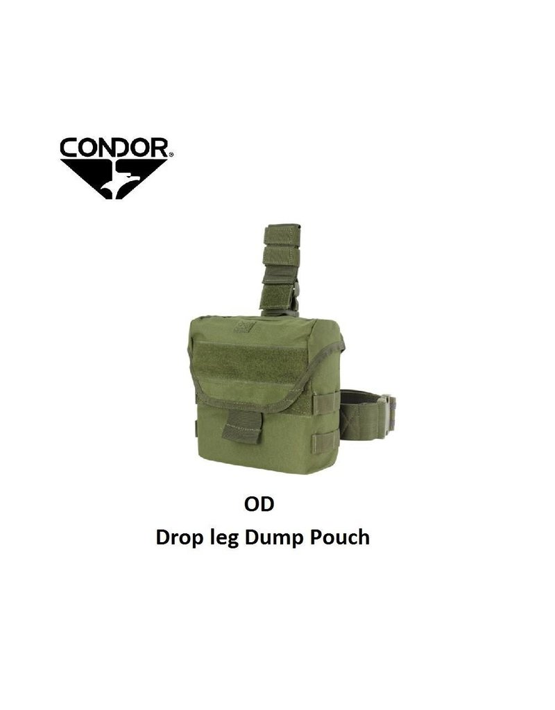 CONDOR Drop leg Dump Pouch