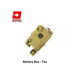 WE Battery Box - TAN