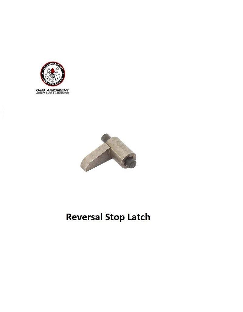 G&G Reversal Stop Latch
