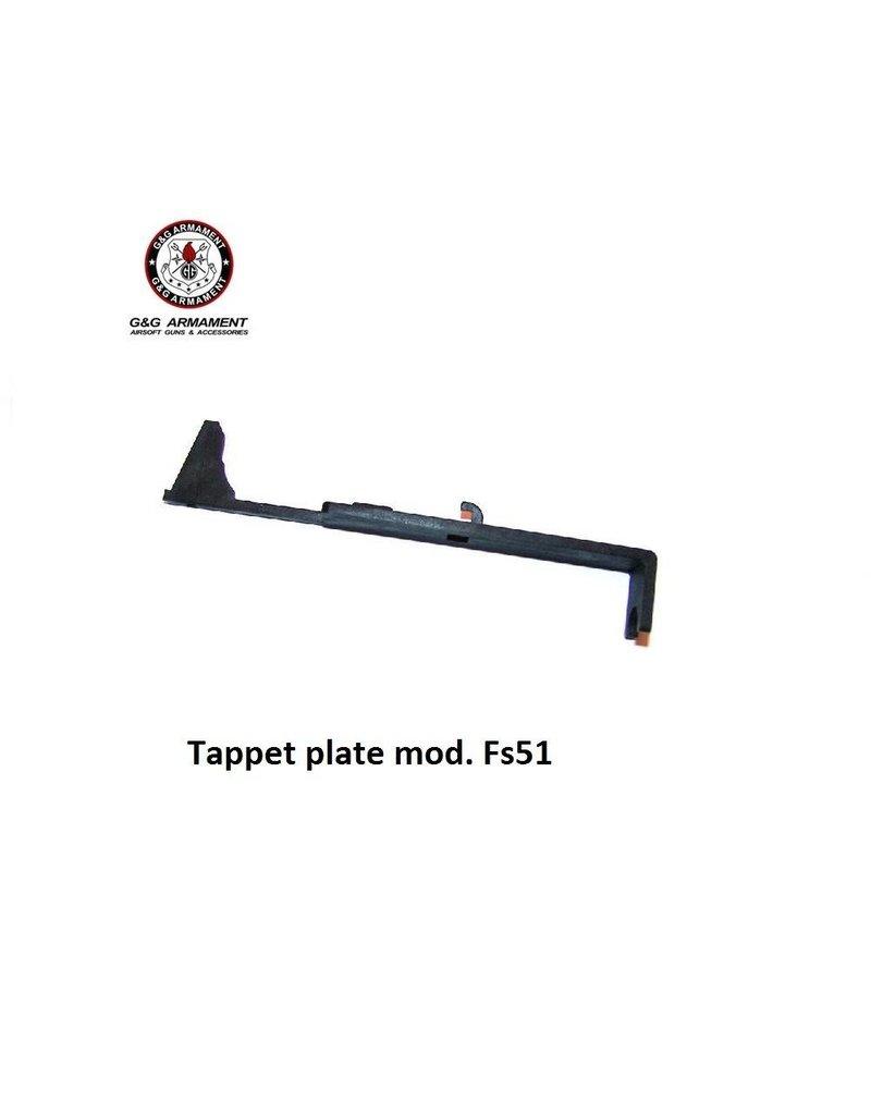 G&G Tappet plate mod. Fs51