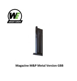 WE Magazine M&P Metal Version GBB Black
