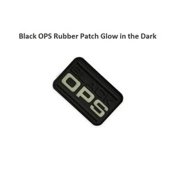 JTG Patch - Black OPS - Glow in the Dark