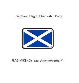 JTG Patch - SCOTLAND - Flag Mike