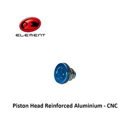 Element Piston Head Reinforced Aluminium - CNC