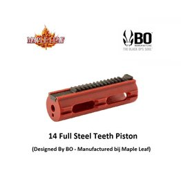 BO 14 Full Steel Teeth Piston