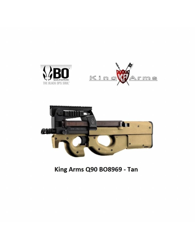 BO King Arms Q90 BO8969 - Tan