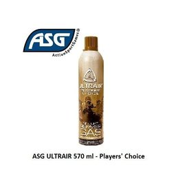 ASG ASG ULTRAIR 570 ml - Players' Choice