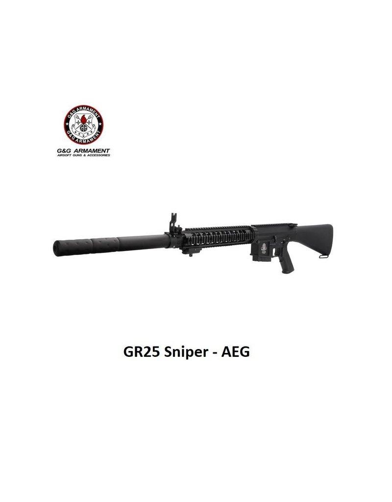G&G GR25 Sniper - AEG