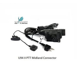 Z-Tactical U94 II PTT Midland Connector