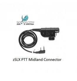 Z-Tactical zSLX PTT Midland Connector