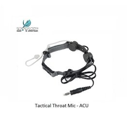 Z-Tactical Tactical Throat Mic - FG