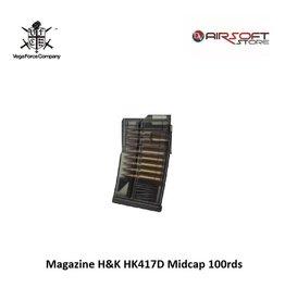 VFC Magazine H&K HK417D Midcap 100rds