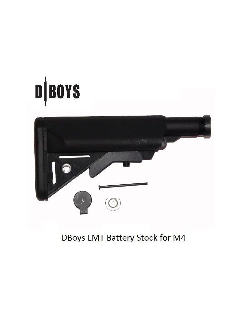 DBoys LMT Battery Stock for M4
