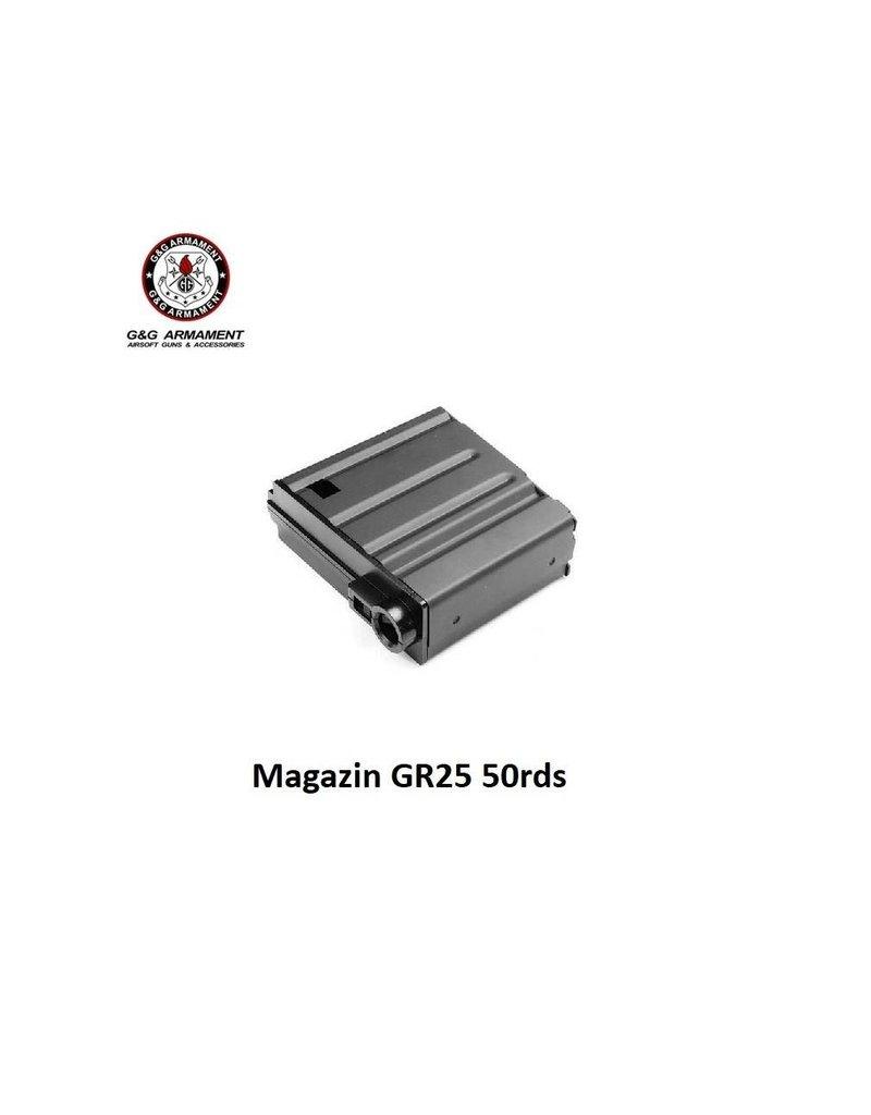 G&G Magazin GR25 50rds