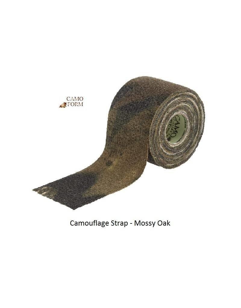 Camo Form Camouflage Strap - Mossy Oak