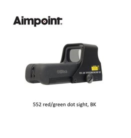 Aimpoint 552 red/green dot sight, BK