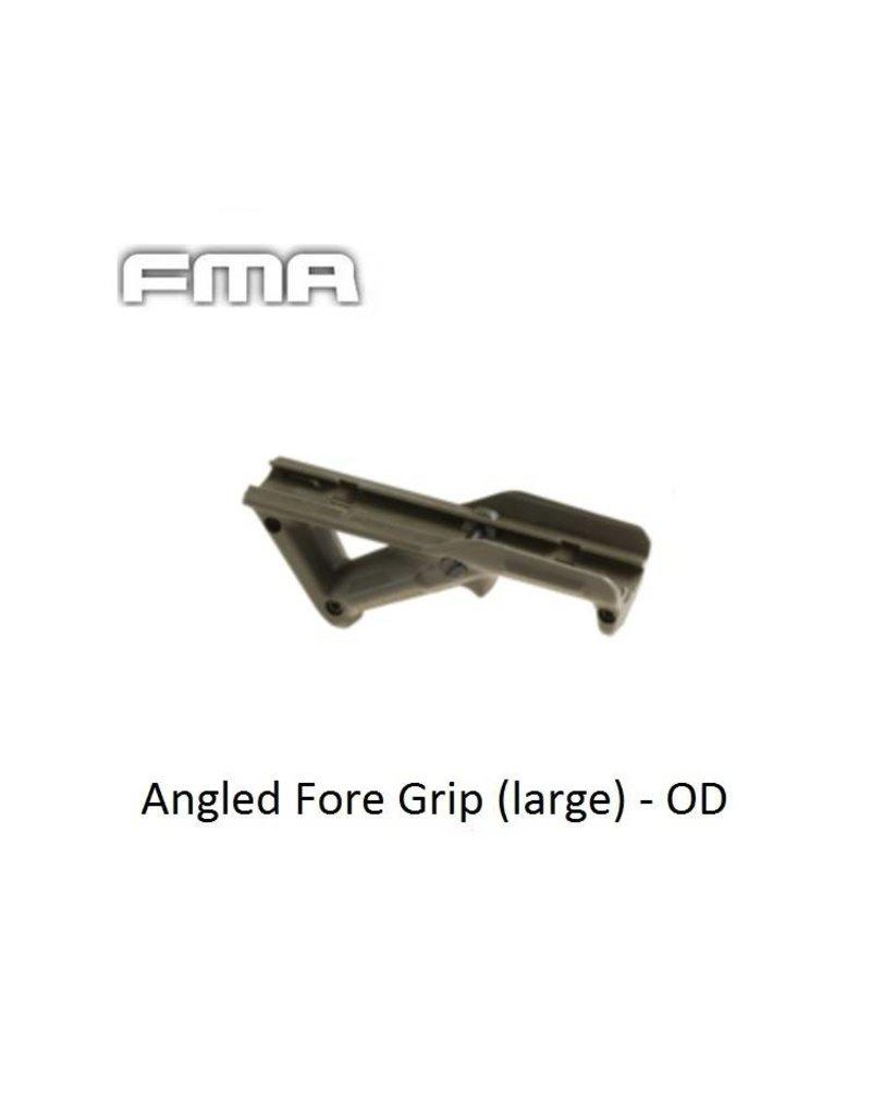 FMA Angled Fore Grip (large) - OD