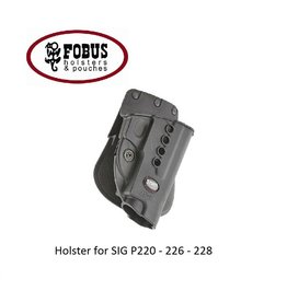 FOBUS Holster for SIG P220 - 226 - 228