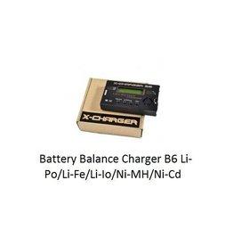 X-Charger Battery Balance Charger B6 Li-Po/Li-Fe/Li-Io/Ni-MH/Ni-Cd
