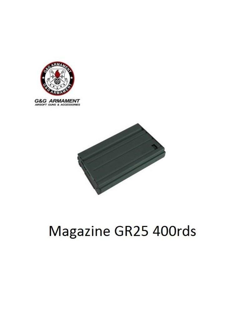 G&G Magazin GR25 400rds