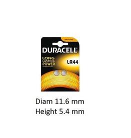 DURACELL Battery LR44 1.5 V