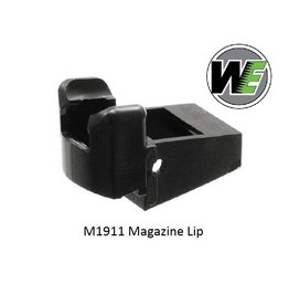 WE M1911 Magazine Lip