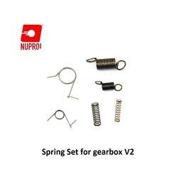 WE Spring Set for gearbox V2