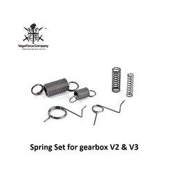 VFC Spring Set for gearbox V2 & V3