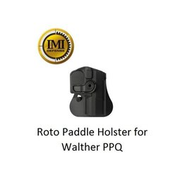 IMI Defense Roto Paddle Holster for Walther PPQ