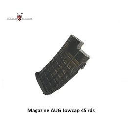 King Arms Magazine AUG Lowcap 45 rds - box of 5 single