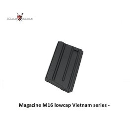 King Arms Magazine M16 lowcap Vietnam series - Box of 5 single