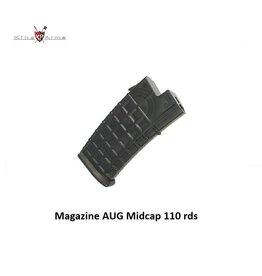 King Arms Magazine AUG Midcap 110 rds
