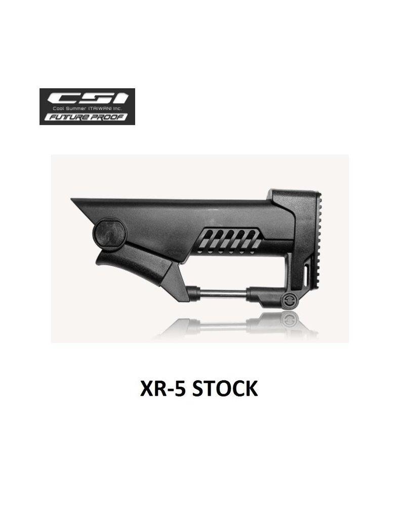 CSI XR-5 Stock