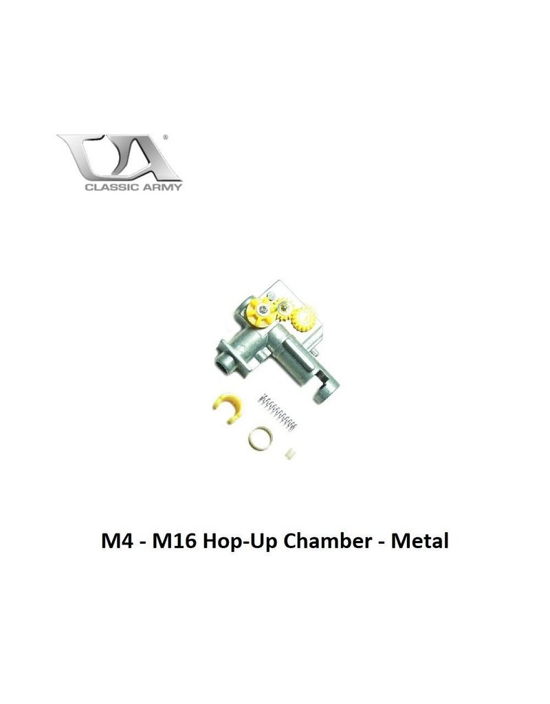 Classic Army M4 - M16 Hop-Up Chamber - Metal