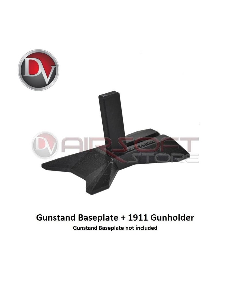 Airsoft Store Gunstand holder for pistol - Type 2