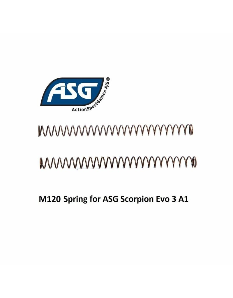 ASG M120 Spring for ASG Scorpion Evo 3 A1