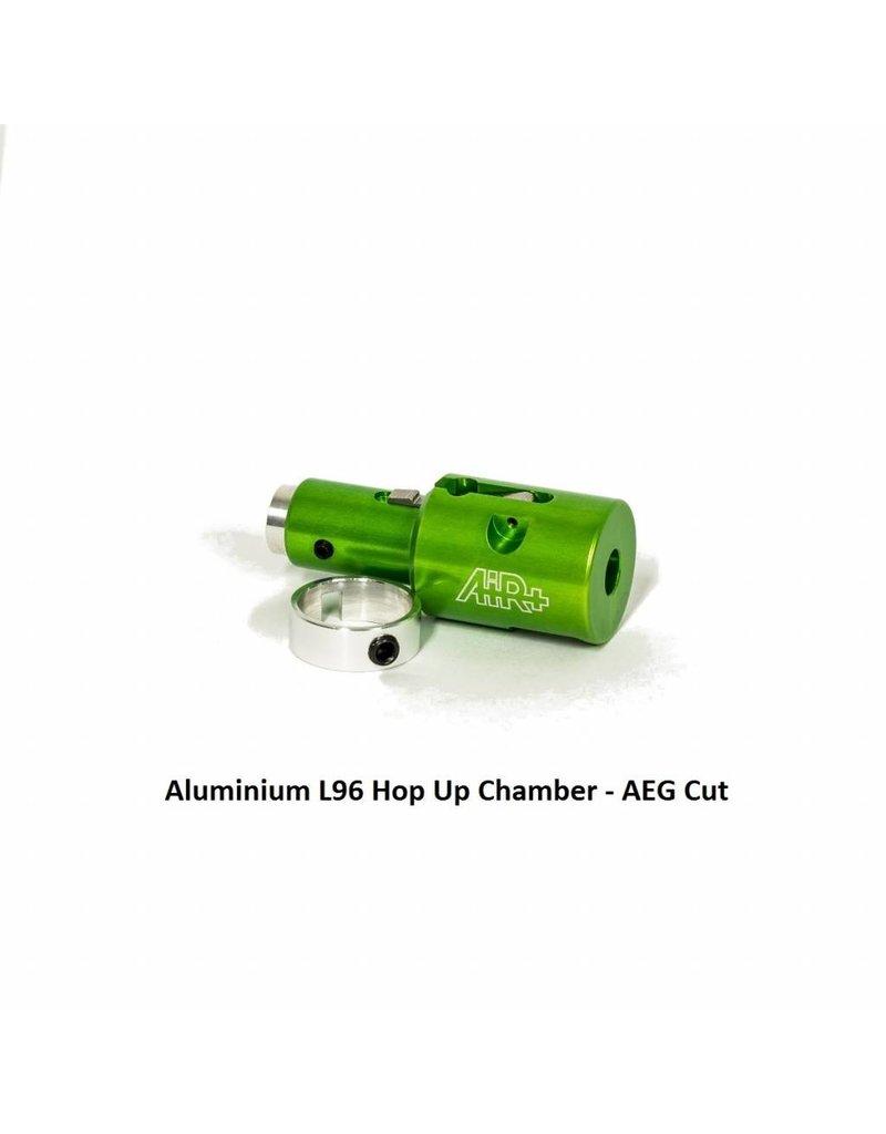 Air System+ Aluminium L96 Hop Up Chamber - AEG Cut