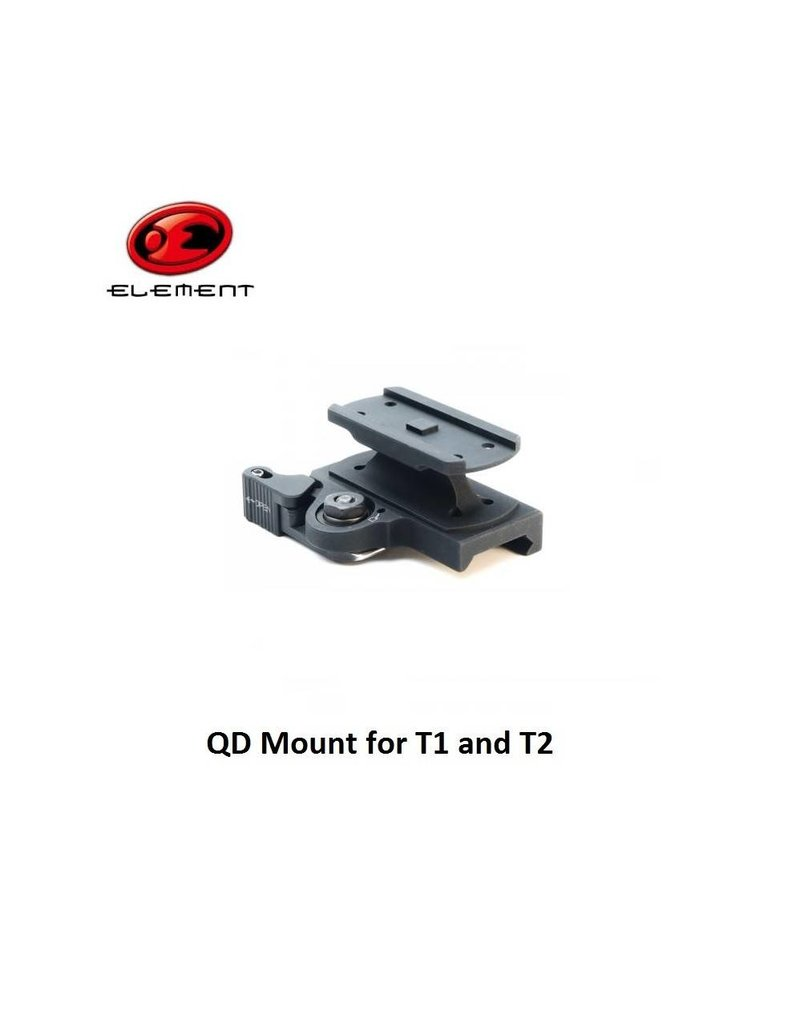 Element QD Mount for T1 and T2