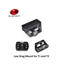 Element Low Drag Mount for T1 and T2