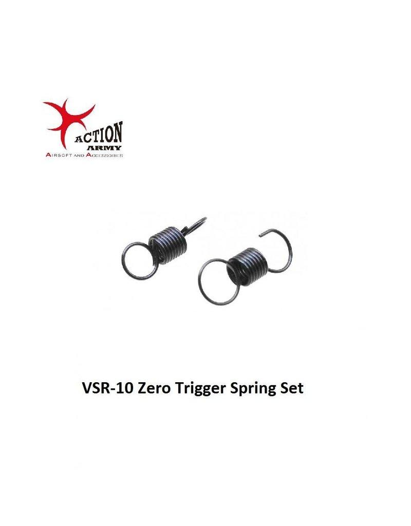 Action Army VSR-10 Zero Trigger Spring Set