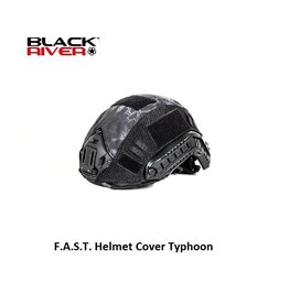 Black River F.A.S.T. Helmet Cover Typhoon