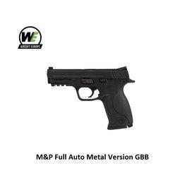 WE M&P Full Auto Metal Version GBB