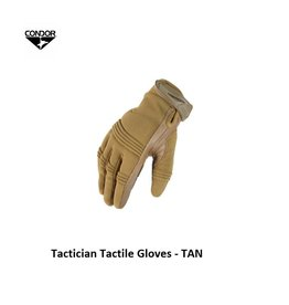 CONDOR Tactician Tactile Gloves - M - TAN