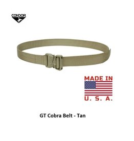 CONDOR GT Cobra Belt M-L - Tan