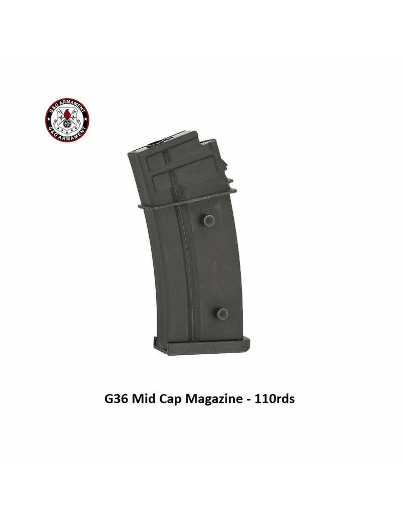 G&G G36 Mid Cap Magazine - 110rds