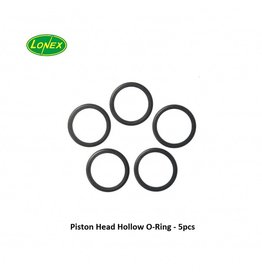 Lonex Piston Head Hollow O-Ring - 5pcs