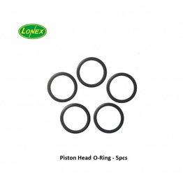 Lonex Piston Head O-Rings - 5pcs