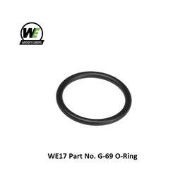 WE WE17 Part No. G-69 O-Ring
